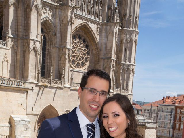 La boda de Álvaro y Laura en Burgos, Burgos 15