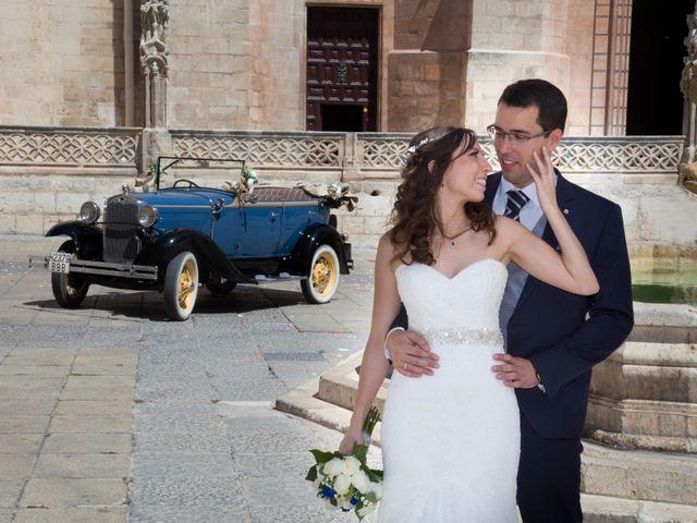 La boda de Álvaro y Laura en Burgos, Burgos 16