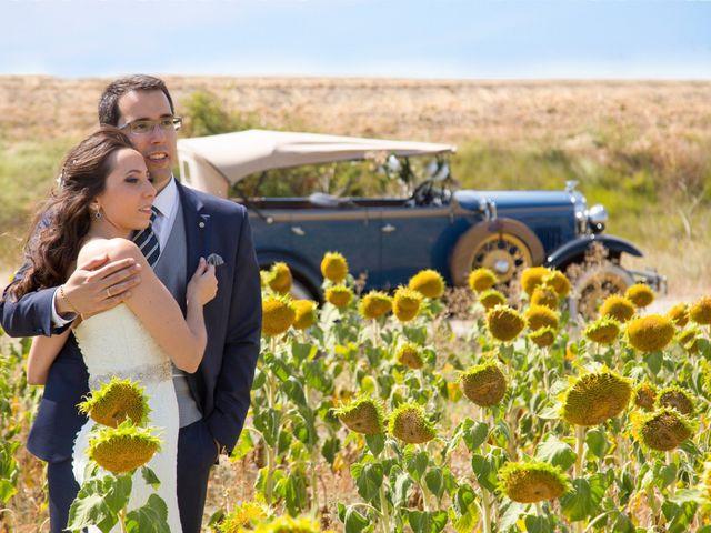 La boda de Laura y Álvaro