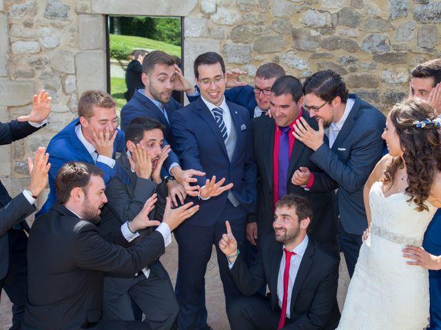 La boda de Álvaro y Laura en Burgos, Burgos 22