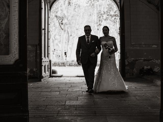 La boda de Jaime y Marisa en Sant Boi De Llobregat, Barcelona 1