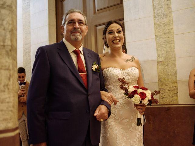La boda de Jaime y Marisa en Sant Boi De Llobregat, Barcelona 2