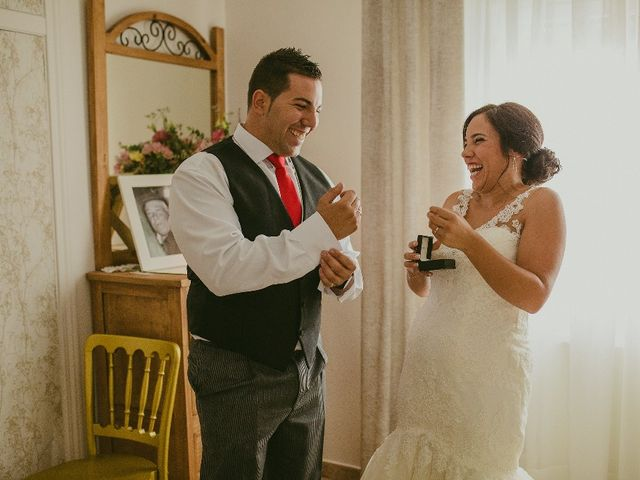 La boda de Alberto y Jeny en Salamanca, Salamanca 7