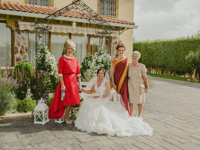 La boda de Alberto y Jeny en Salamanca, Salamanca 11