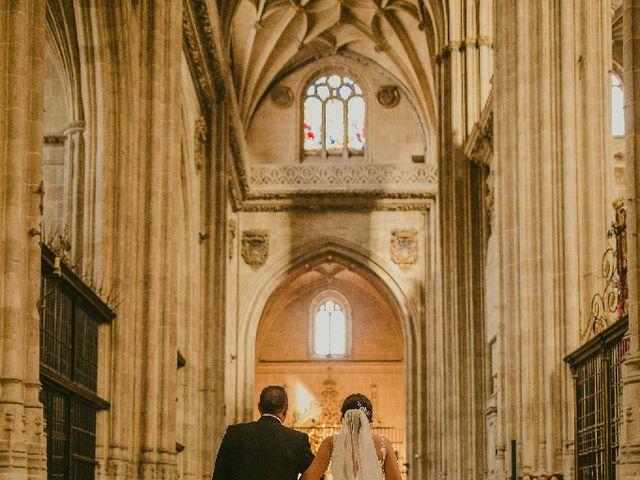 La boda de Alberto y Jeny en Salamanca, Salamanca 12