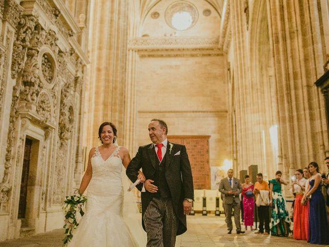 La boda de Alberto y Jeny en Salamanca, Salamanca 14