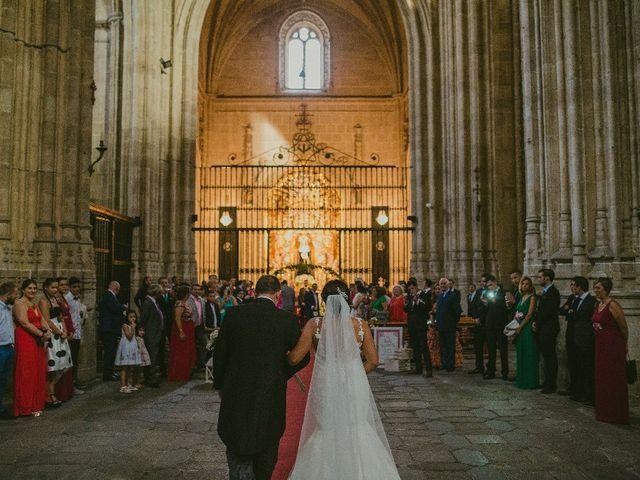 La boda de Alberto y Jeny en Salamanca, Salamanca 15