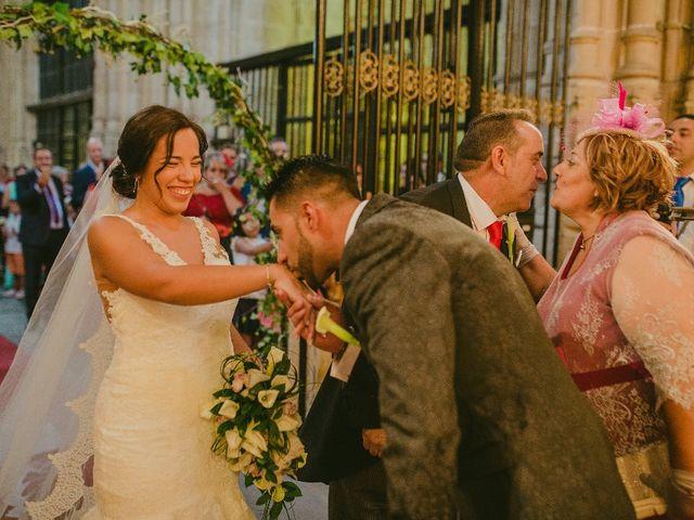 La boda de Alberto y Jeny en Salamanca, Salamanca 16