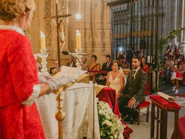 La boda de Alberto y Jeny en Salamanca, Salamanca 17