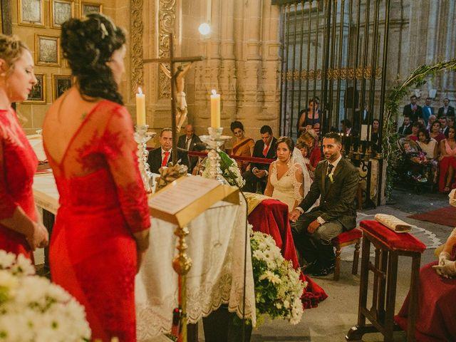 La boda de Alberto y Jeny en Salamanca, Salamanca 19