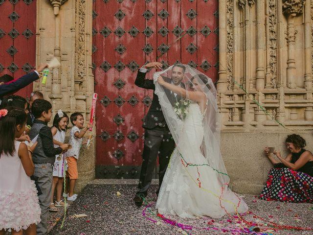 La boda de Alberto y Jeny en Salamanca, Salamanca 21
