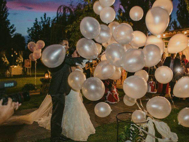 La boda de Alberto y Jeny en Salamanca, Salamanca 25
