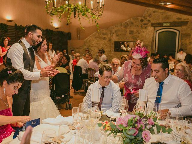 La boda de Alberto y Jeny en Salamanca, Salamanca 40