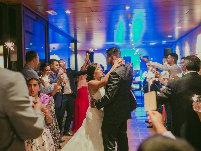La boda de Alberto y Jeny en Salamanca, Salamanca 41