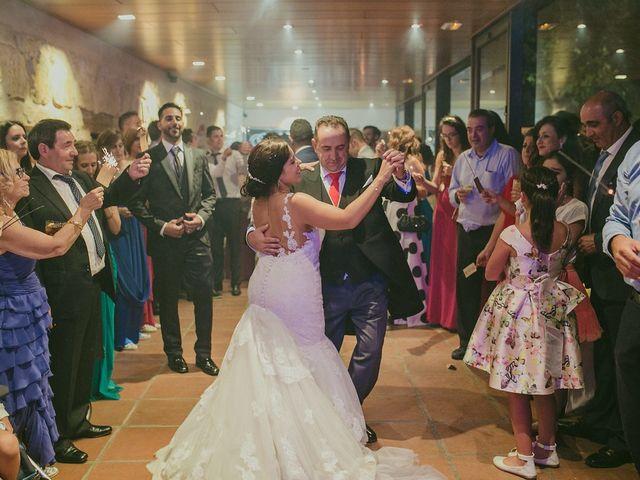 La boda de Alberto y Jeny en Salamanca, Salamanca 43