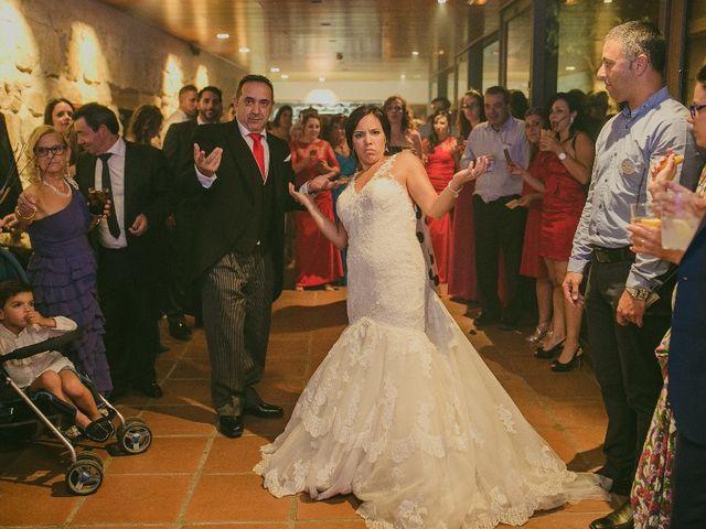 La boda de Alberto y Jeny en Salamanca, Salamanca 45