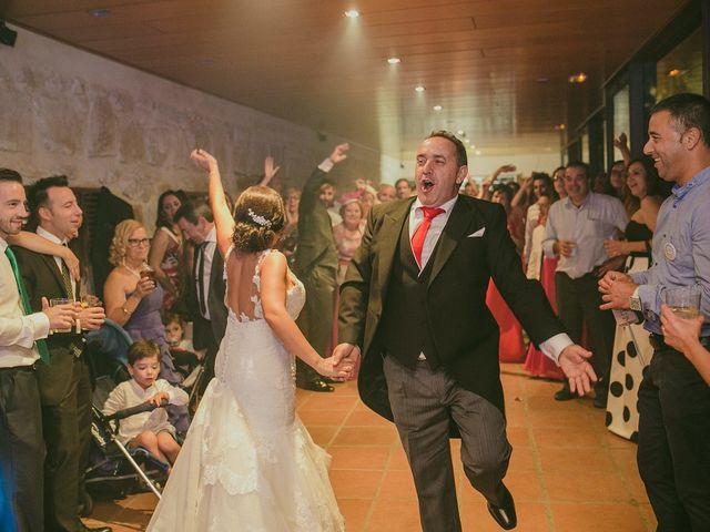 La boda de Alberto y Jeny en Salamanca, Salamanca 48
