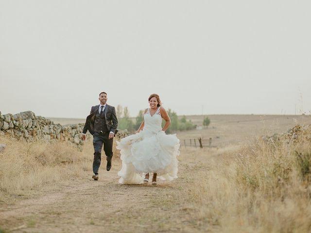 La boda de Alberto y Jeny en Salamanca, Salamanca 55