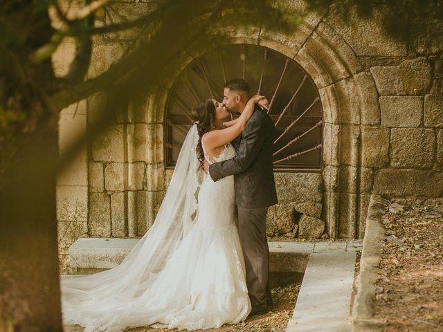 La boda de Alberto y Jeny en Salamanca, Salamanca 57