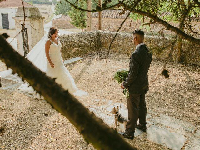 La boda de Alberto y Jeny en Salamanca, Salamanca 58