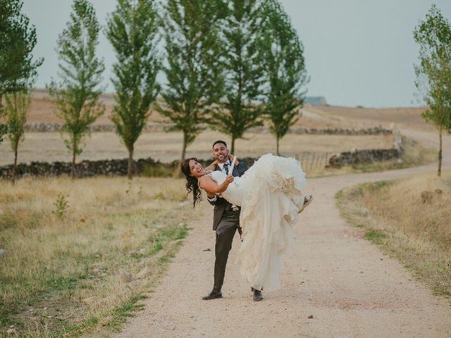 La boda de Alberto y Jeny en Salamanca, Salamanca 60