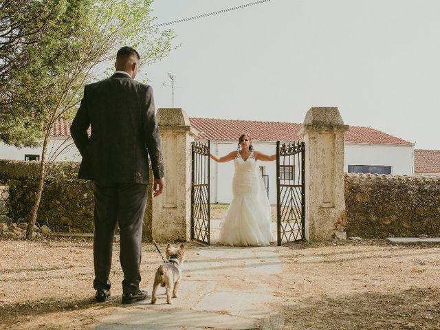 La boda de Alberto y Jeny en Salamanca, Salamanca 61