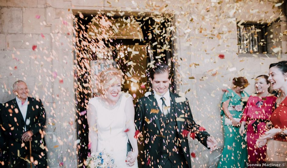 La boda de Rafael y Paloma en Avilés, Asturias