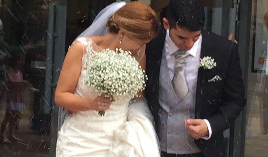 La boda de Óscar y Marta en Zaragoza, Zaragoza