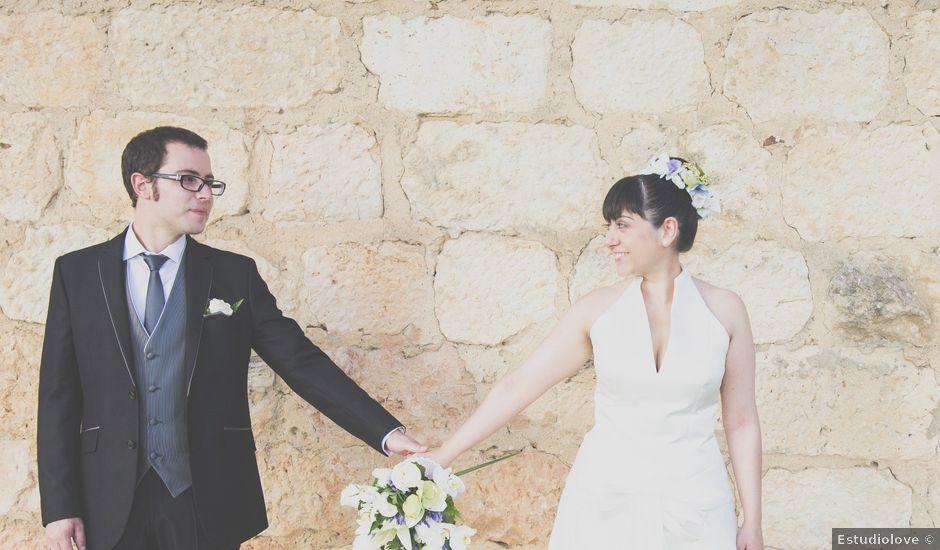 La boda de Román y Jessica en Almazan, Soria