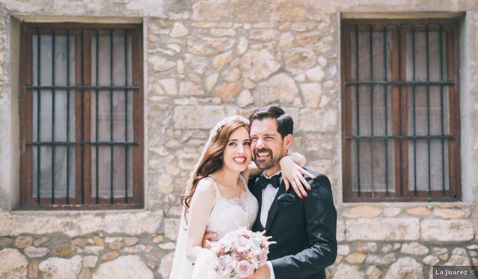 La boda de Mariano y Rosario en Almería, Almería