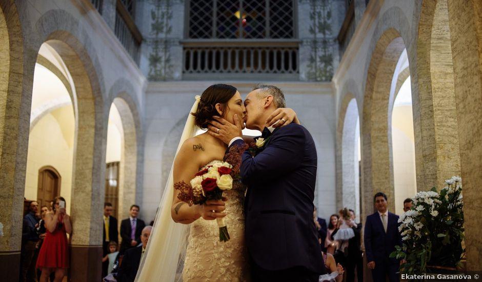 La boda de Jaime y Marisa en Sant Boi De Llobregat, Barcelona