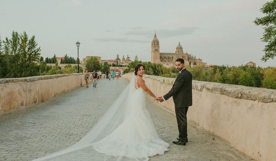 La boda de Alberto y Jeny en Salamanca, Salamanca