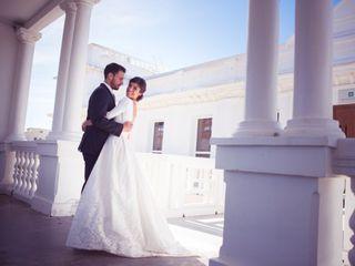 La boda de Priscila y Pablo 1