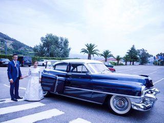 La boda de Alegría y Xanu