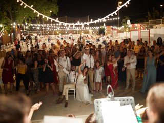 La boda de Hector y Alba 1