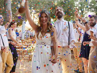 La boda de Hector y Alba