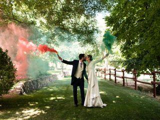 La boda de Natalia y Nicolás