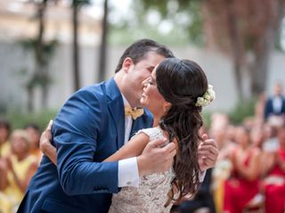 La boda de Raquel y Salva