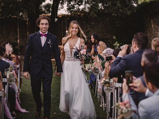 La boda de Sarai y Sergi