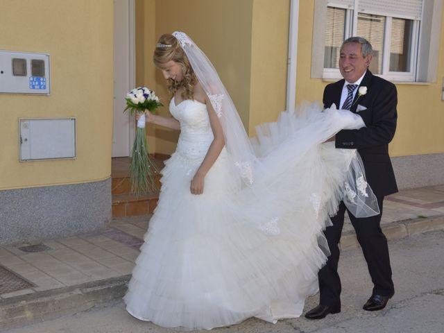 La boda de Maribel y Jose en Baños De Cerrato, Palencia 4