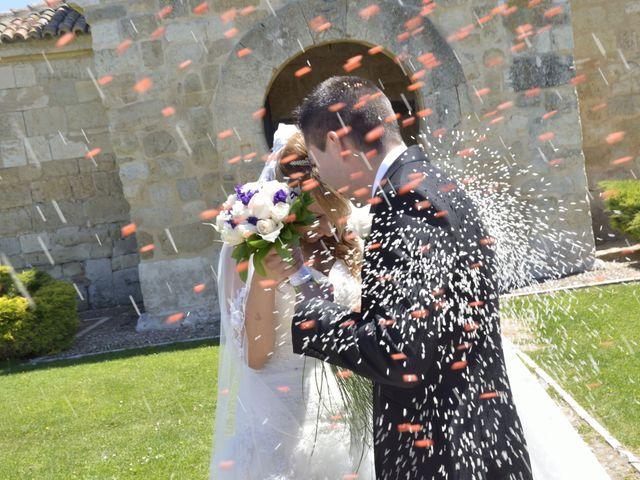 La boda de Maribel y Jose en Baños De Cerrato, Palencia 1
