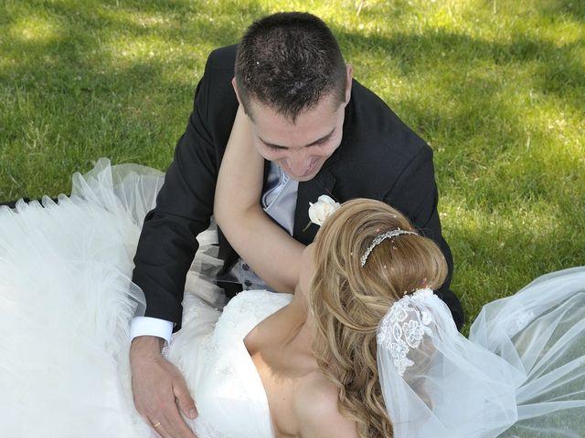 La boda de Maribel y Jose en Baños De Cerrato, Palencia 5