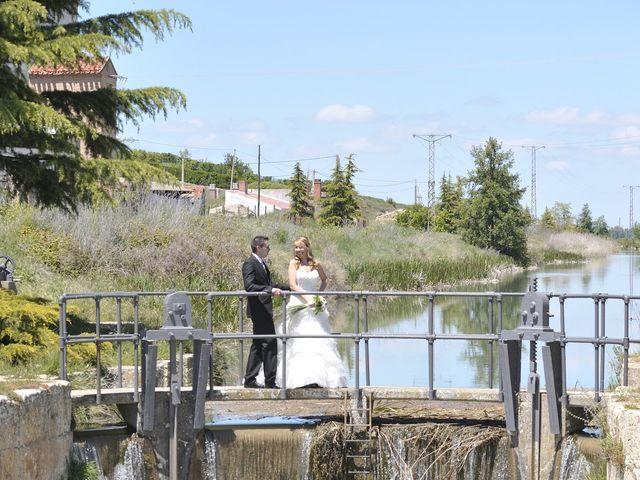 La boda de Maribel y Jose en Baños De Cerrato, Palencia 6