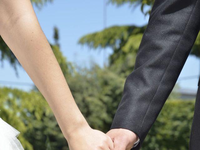 La boda de Maribel y Jose en Baños De Cerrato, Palencia 8