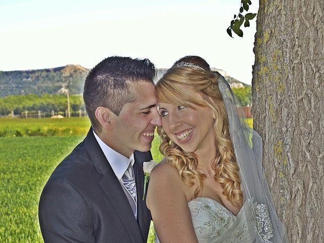 La boda de Maribel y Jose en Baños De Cerrato, Palencia 11