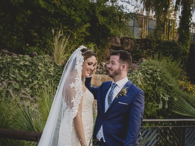 La boda de Alberto y Mirian en Alhaurin El Grande, Málaga 4