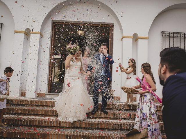 La boda de Mirian y Alberto
