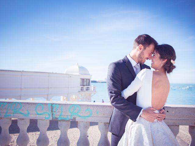 La boda de Pablo y Priscila en El Puerto De Santa Maria, Cádiz 5