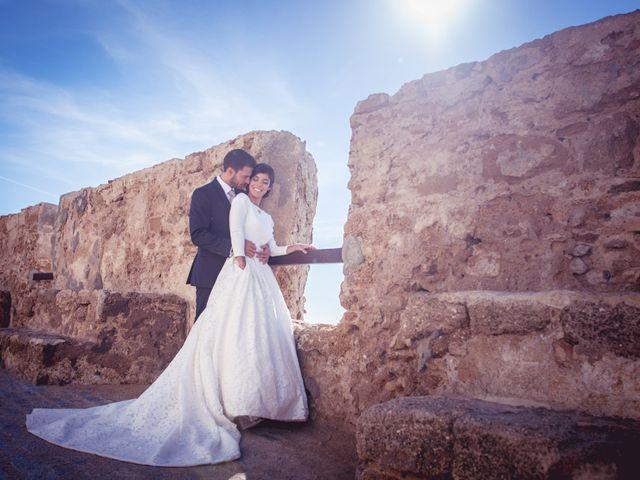 La boda de Pablo y Priscila en El Puerto De Santa Maria, Cádiz 8