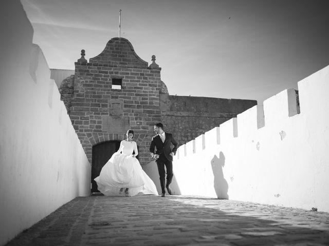 La boda de Pablo y Priscila en El Puerto De Santa Maria, Cádiz 10